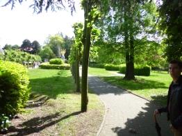 Geraardsbergen park
