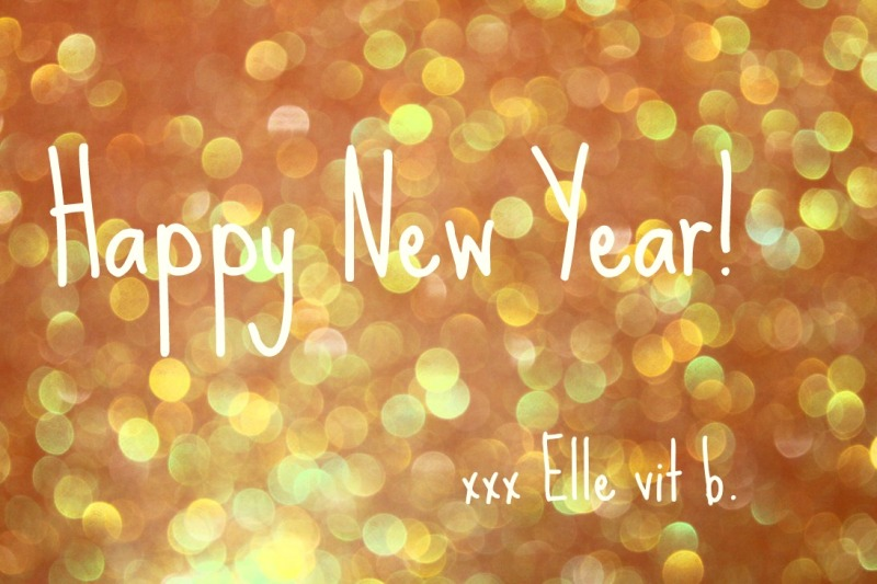 happy new year 2016 elle vit b